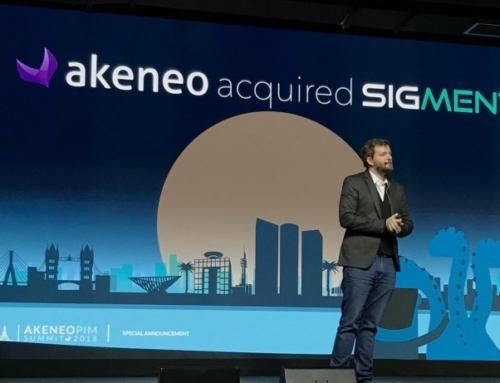 Akeneo (France – Nantes) rachète Sigmento (Israël). Machine learning.