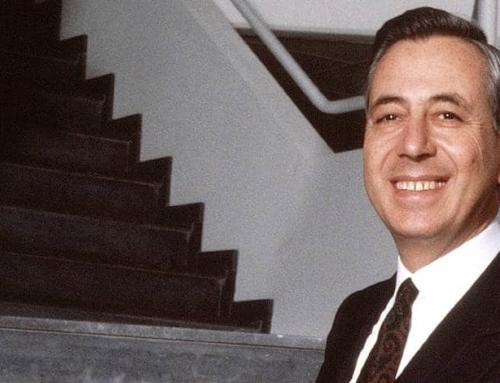 Georges Gutelman est mort. Un héros d'Israël que la CCIIF avait invité l'an dernier.